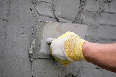 Расход цементно песчаной штукатурки на 1м2